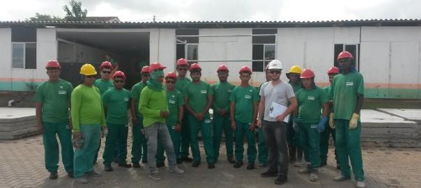 Equipe da MRV Porto Gravataí.